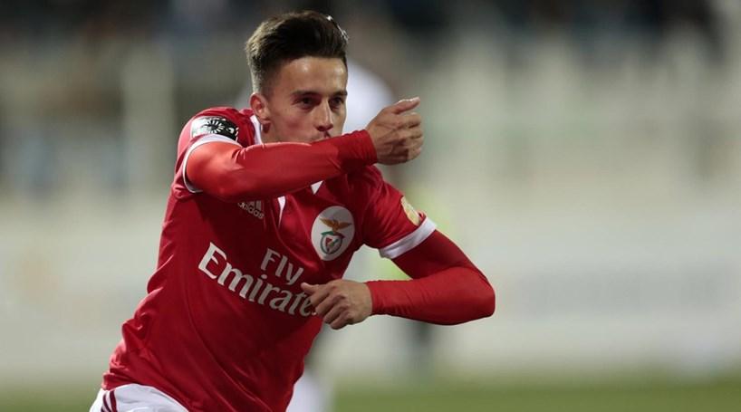 Resultado Final: Portimonense-Benfica, 1-3
