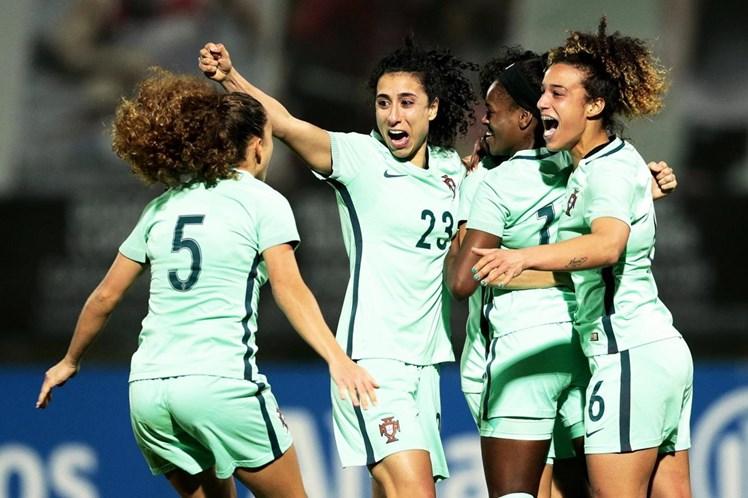 Portugal continua em grande e vai disputar terceiro lugar da Algarve Cup
