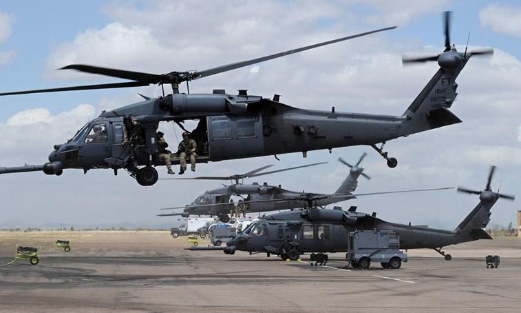 Aeronave militar dos EUA cai no Iraque