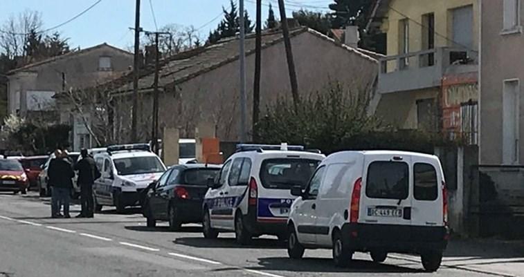'Policial herói' da França se casou pouco antes de morrer