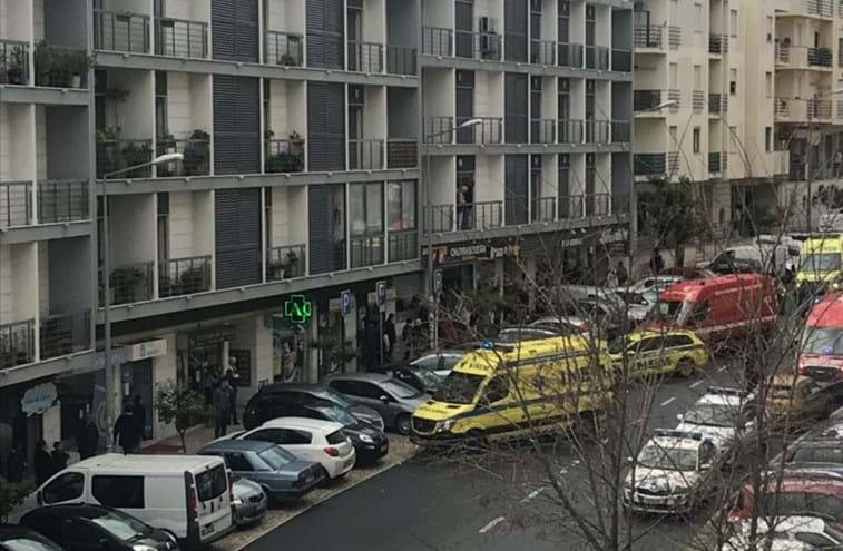 Loures Seis feridos em rixa entre grupos rivais num restaurante do Prior Velho