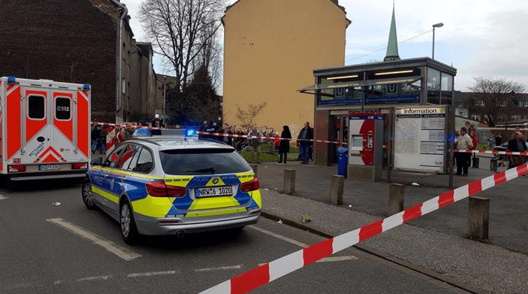 Choque entre carruagens de metro faz vários feridos na Alemanha