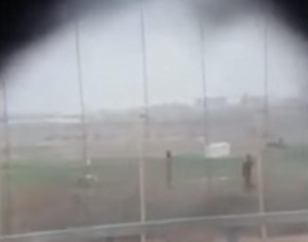 Manifestações violentas na fronteira entre Gaza e Israel