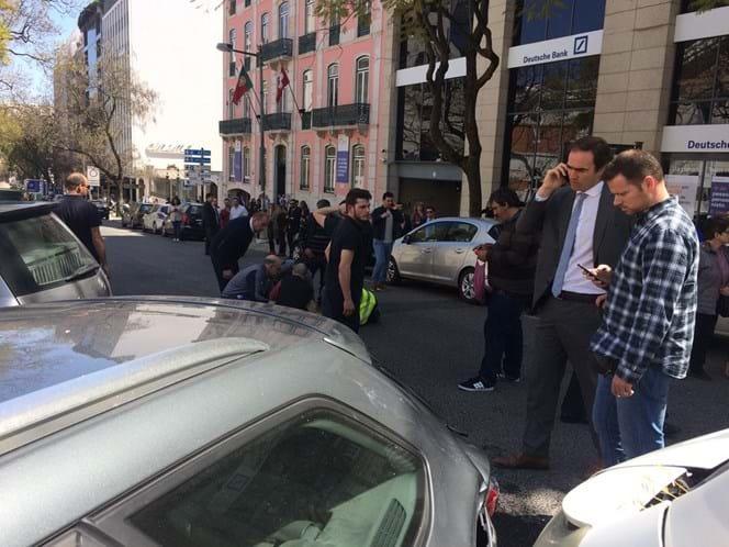 Equipa médica do FC Porto prestou auxílio a jovem atropelada