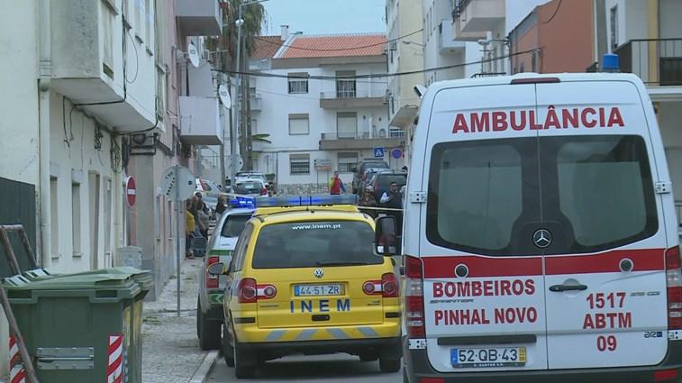 Homem de 50 anos mata mãe de 86 em Pinhal Novo