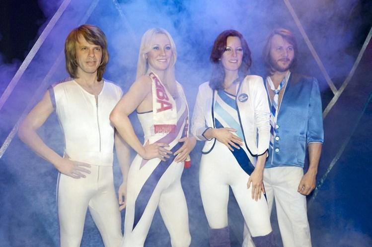 ABBA regressam a estúdio 35 anos depois para gravar dois novos temas