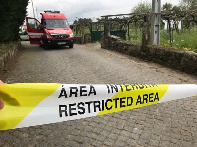 GNR Dois idosos encontrados mortos em ribeiro em Ponte de Lima