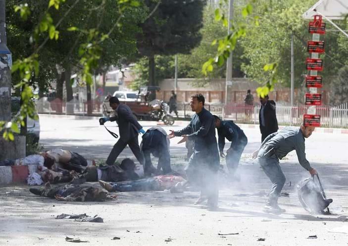 Novo atentado no Afeganistão faz 25 mortos
