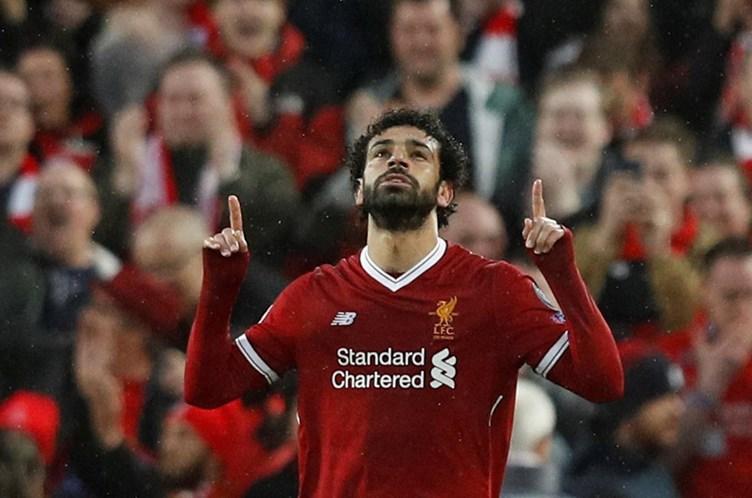Mais um prémio para Salah