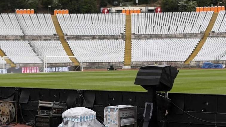 Desportivo das Aves vende bilhetes para a final da Taça de Portugal