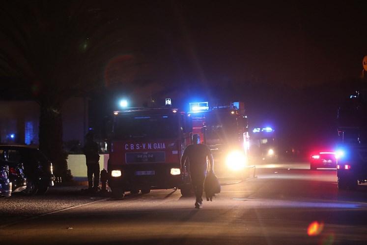Incêndio no hotel do FC Porto na noite da conquista do título