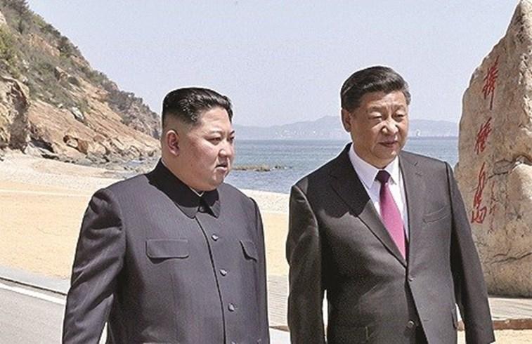 Kim Jong-Un fez visita não-oficial à China