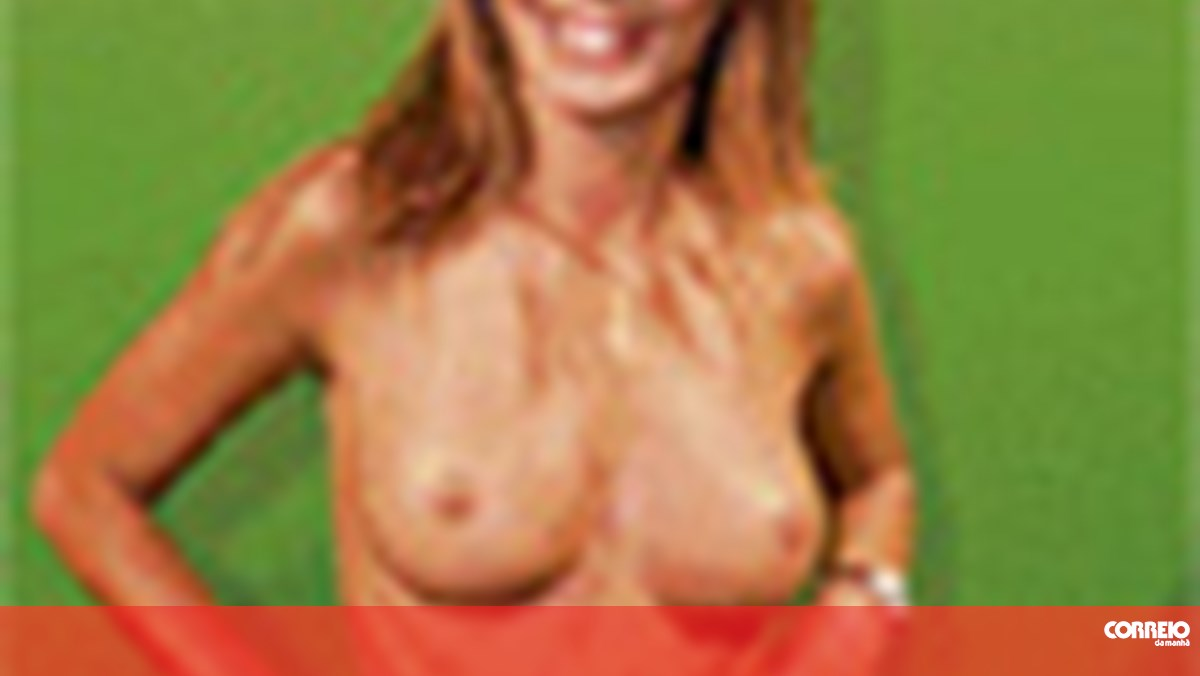 Carla Pirata Porno nudez: roupa fora, dinheiro dentro - domingo - correio da manhã
