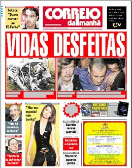 CAPA 24 FEVEREIRO 2003