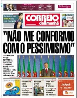 Capa 21 Outubro 2005