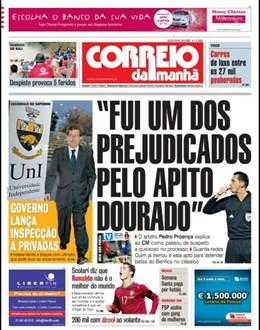 Capa 30 Março 2007