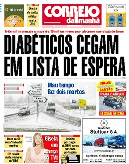 CAPA 20 DE FEVEREIRO DE 2003
