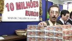 LOTARIA DO NATAL TEM PRÉMIO DE DEZ MILHÕES DE EUROS