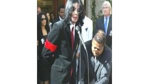 Novas provas contra Jackson