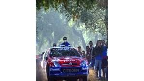 Loeb lidera com Solberg