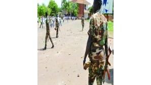 Novos tiroteios no centro de Bissau