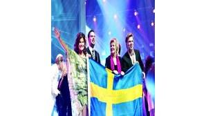 Abba ganham Eurovisão