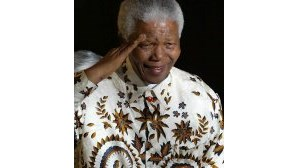 Mandela faz apelo no Live 8