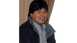 Morales e Fidel em uníssono