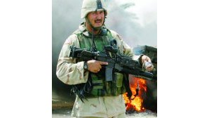 Menos militares no Iraque
