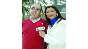 Passeio Público na Antena 1