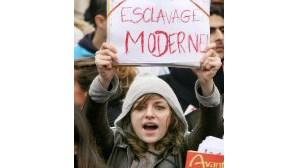 Os protestos que abalaram a doce França