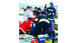 Seguros investigam acidente de Braga