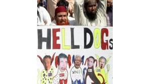 Paquistão avisa elementos criminosos