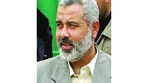 Haniyeh nega liderança de governo