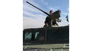 Tropas partem hoje para Cabul