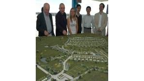 Complexo turístico envolve 23 arquitectos