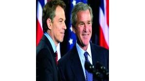 Bush promete 550 milhões para África
