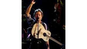 Springsteen faz a fiesta em Barcelona