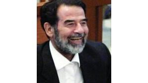 Saddam quer ser fuzilado