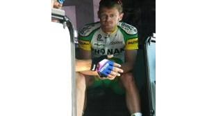 Doping trama Landis