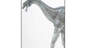 Dinossauros lutam por título mundial