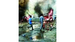 Rebeldes atacam base militar