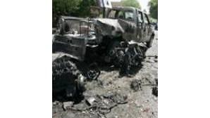 Onda de atentados bombistas no Iraque