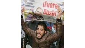 Protestos Anti-Bush na Argentina
