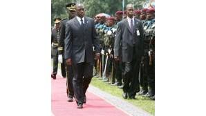 Kabila anuncia fim da anarquia