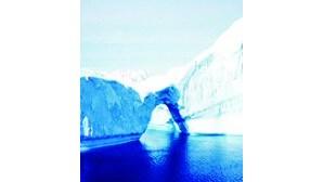 Icebergues fora do sítio