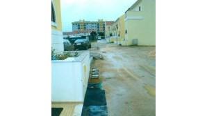 Arruamentos por acabar em urbanização no Algueirão