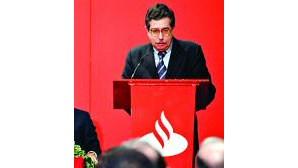 Santander investe um milhão