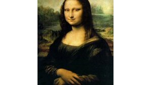 Mona Lisa vizinha de Da Vinci