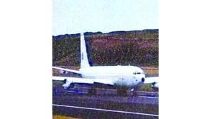 Aviões israelitas nas Lajes